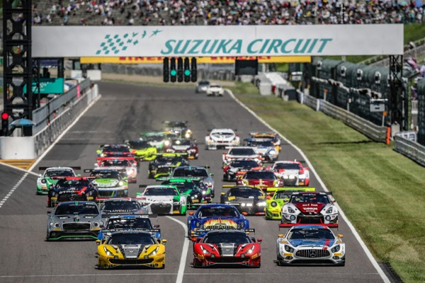 THE LATEST SUZUKA 10 HOURS ENTRY LIST NOW FEATURES 40 CARS