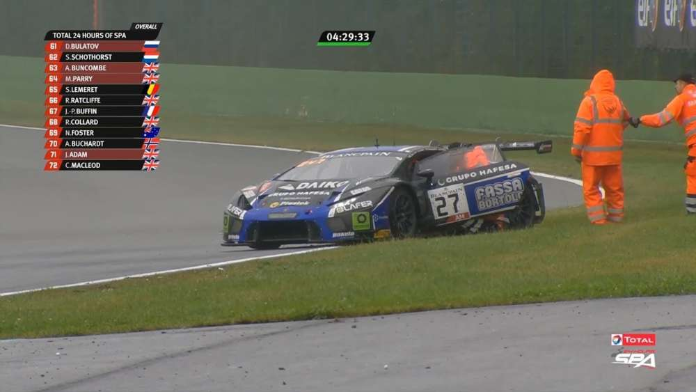 Total 24h of Spa 2019. Race. Graham Davidson Crash_5d3d73c4613c8.jpeg