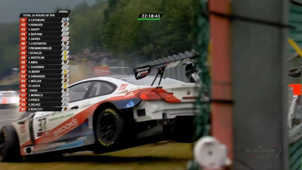 Total 24h of Spa 2019. Race. Jean-Paul Buffin Huge Crash_5d3c7b42a83e8.jpeg