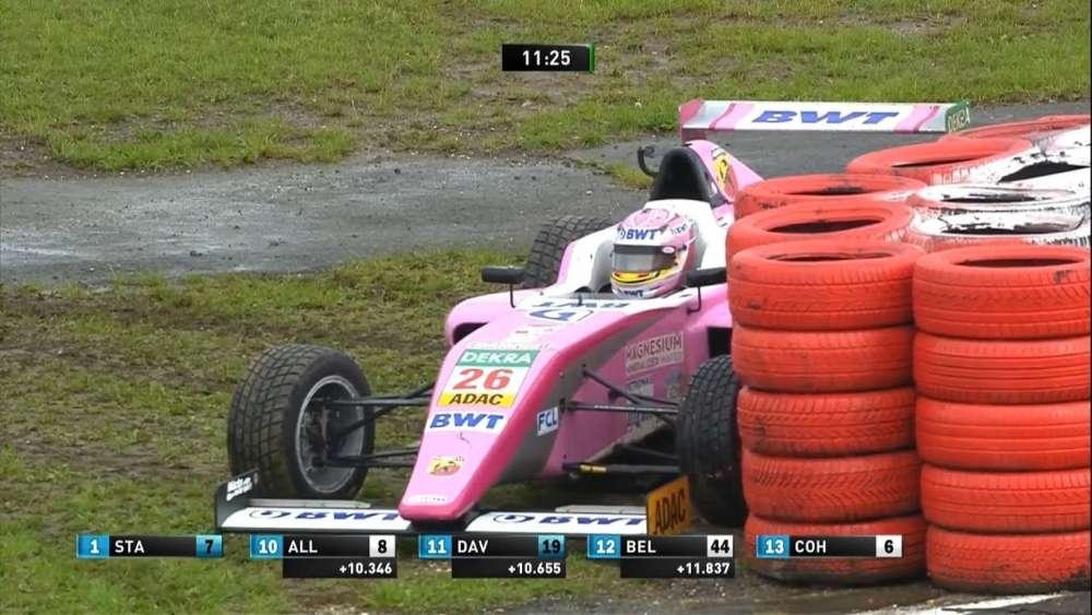 ADAC Formel 4 2019. Race 3 Nürburgring. Joshua Dürksen Crash_5d5975652d1f9.jpeg