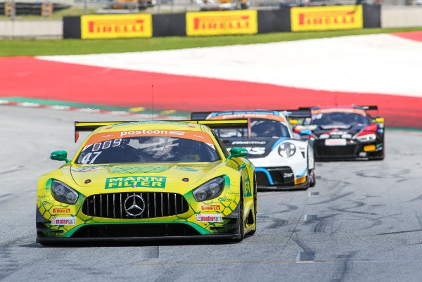 ADAC GT MASTERS: DUTCH DRIVERS HOPING FOR HOME ADVANTAGE
