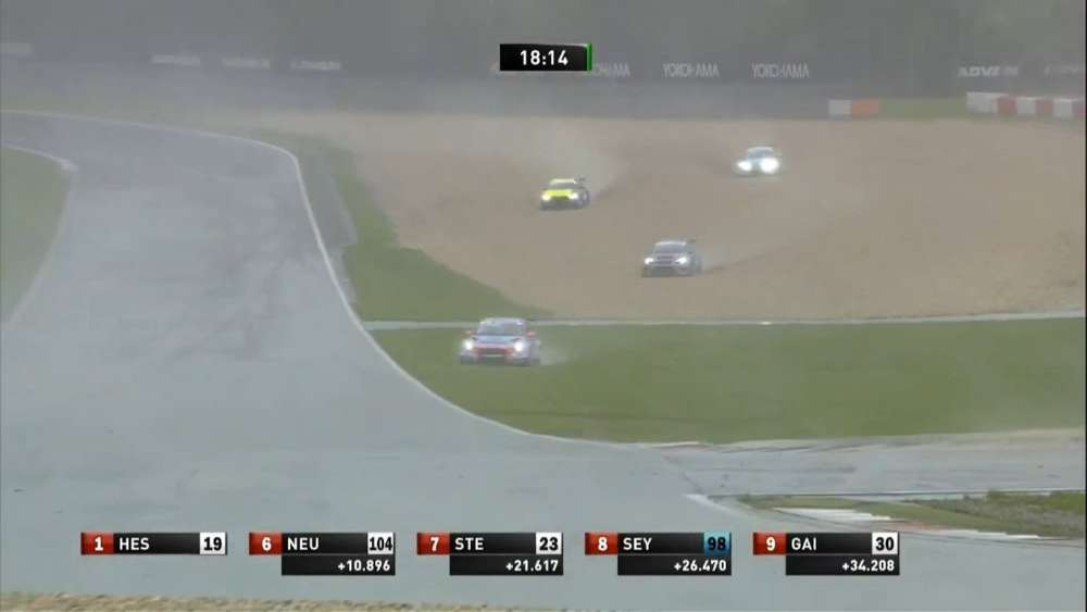 ADAC TCR Germany 2019. Race 2 Nürburgring. Heavy Rain Chaos Red Flag_5d5958133af5c.jpeg