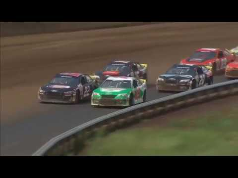 ARCA Menards Series 2019. Illinois State Fairgrounds. Final Laps_5d5a726f3be40.jpeg