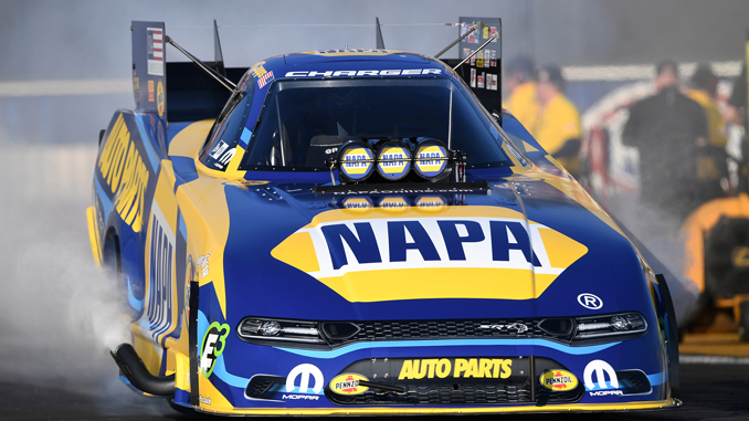 Brainerd Atmosphere Brings Out The Best in Funny Car Star Ron Capps at Lucas Oil NHRA Nationals_5d5553fb9c486.jpeg
