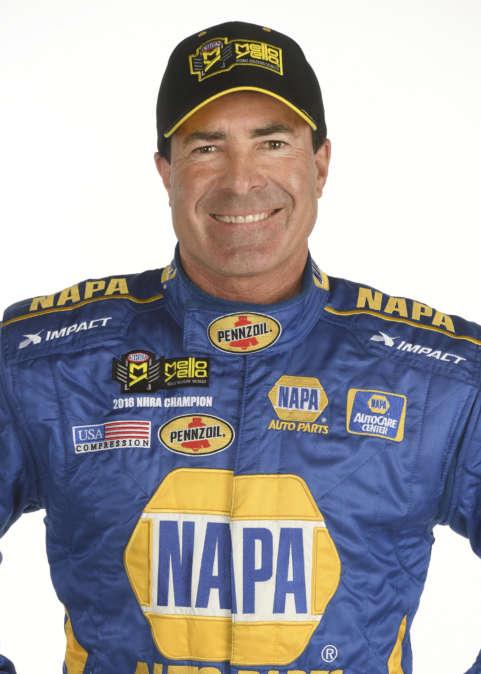 Funny Car - Ron Capps - Lucas Oil NHRA Nationals