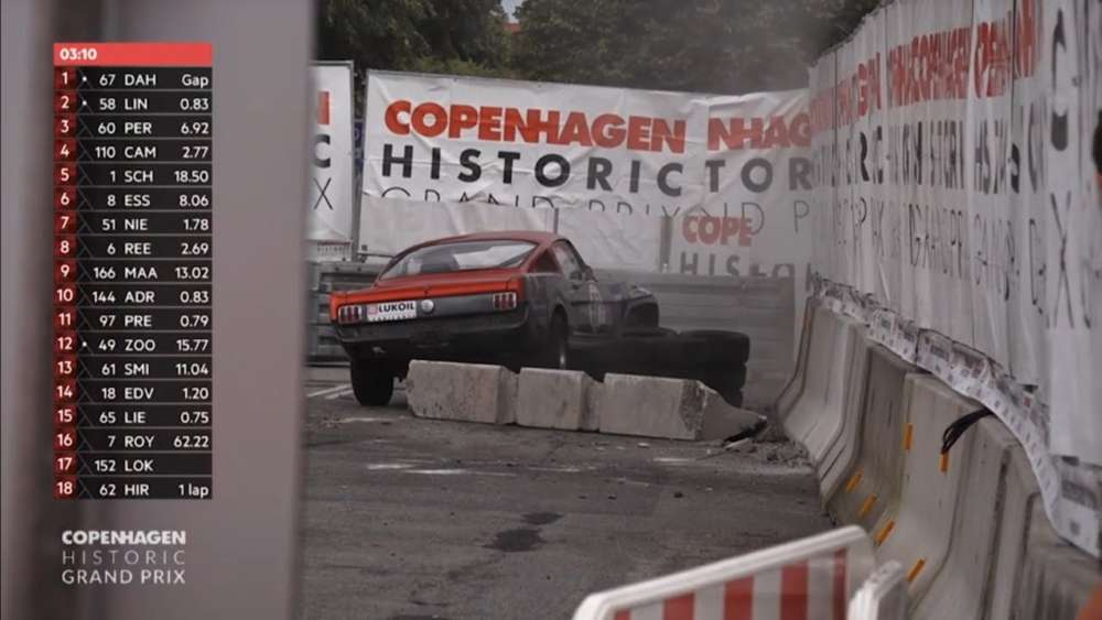 Historisk Motor Sport Danmark (65 GT) 2019. Final Copenhagen Historic Grand Prix. Hard Crash_5d530cadbd764.jpeg