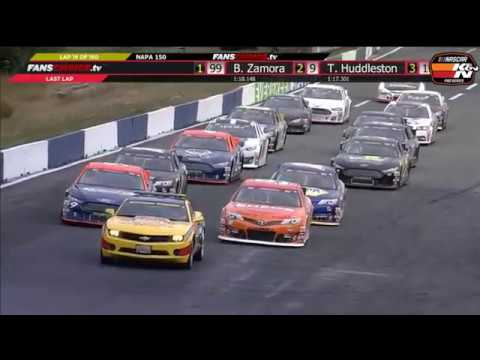 NASCAR K&N Pro Series West 2019. Evergreen Speedway. Full Race_5d5a0b129e4bf.jpeg