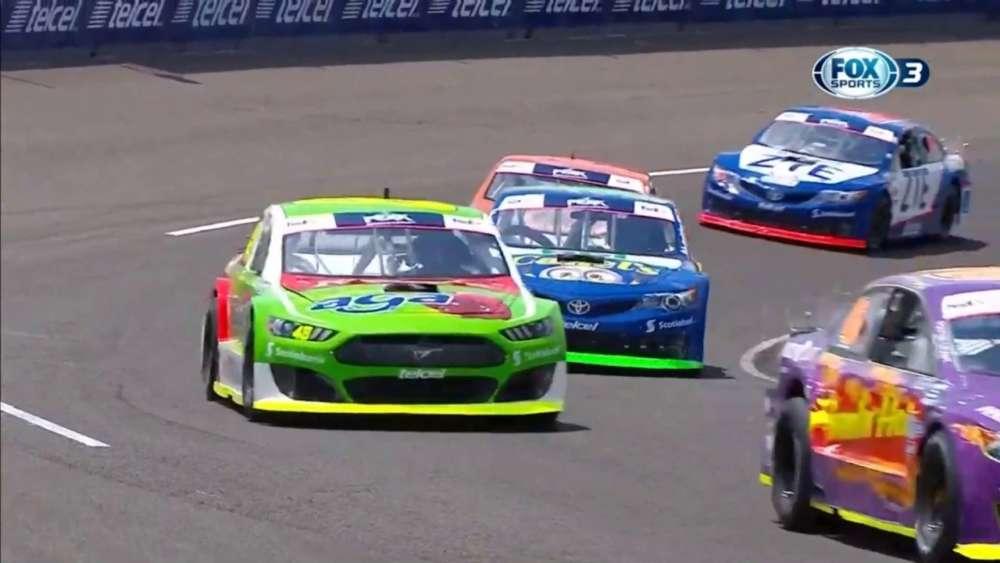NASCAR PEAK Mexico Series 2019. Autódromo de Quéretaro. Full Race_5d4a02bc3d4f6.jpeg