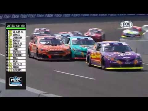 NASCAR PEAK Mexico Series 2019. Autódromo de Quéretaro. Last Laps_5d48961a6d237.jpeg