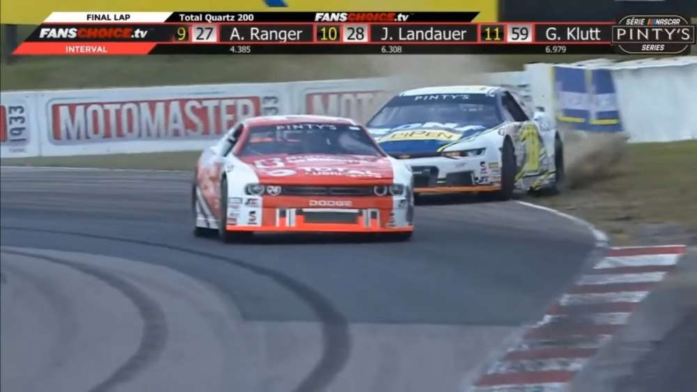 NASCAR Pinty's Series 2019. Race Canadian Tire Motorsport Park. Crazy Finish | Angry Driver_5d62e5a86e2a8.jpeg