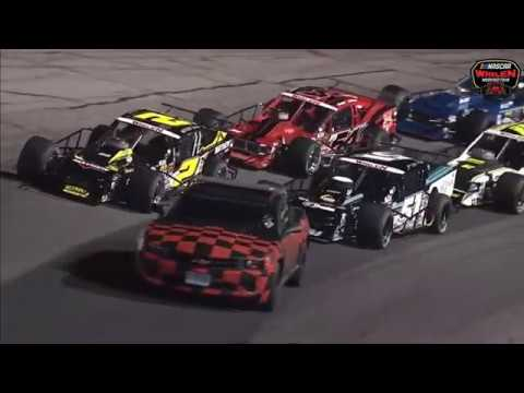 NASCAR Whelen Modified Tour 2019. Thompson Speedway Motorsports Park (3). Full Race_5d56830c1783e.jpeg