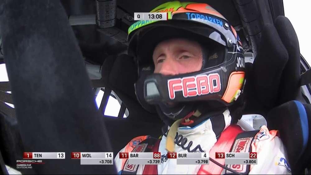 Porsche Carrera Cup Deutschland 2019. Qualifying Circuit Park Zandvoort. Richard Wagner Crash_5d4e8b83d1ba9.jpeg