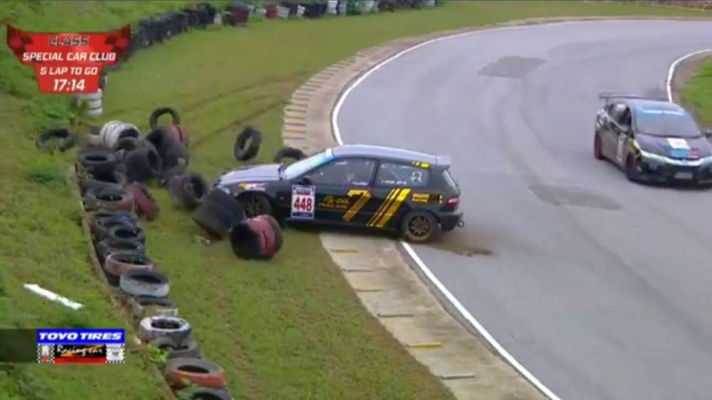 Racing Car Thailand (Class Special Car Club) 2019. Kaeng Krachan Circuit. Crashes_5d4b1de4569f7.jpeg