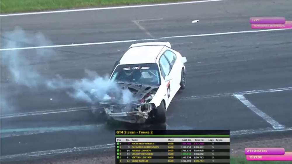 Redring GT4 2019. RedRing (3). Big Crash_5d4fe7b205c26.jpeg