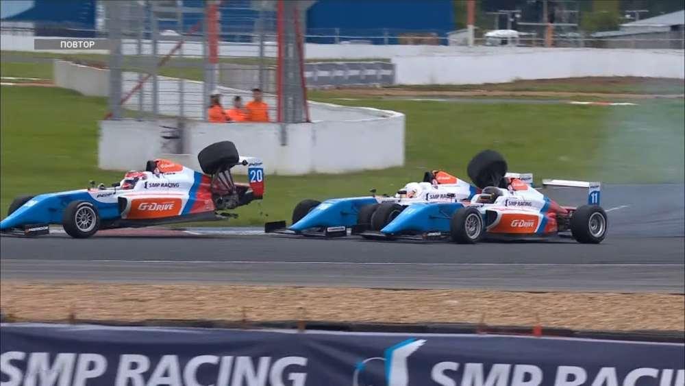 SMP Formula 4 Championship 2019. Race 2 ADM Raceway. Multiple Crash_5d4bc7e1408cb.jpeg