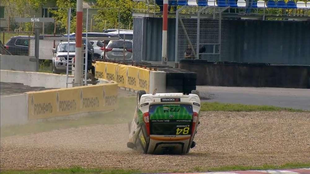 SMP RCRS (S1600) 2019. Race 1 ADM Raceway. Philipp Tuponosov Rolls_5d4578f339f15.jpeg
