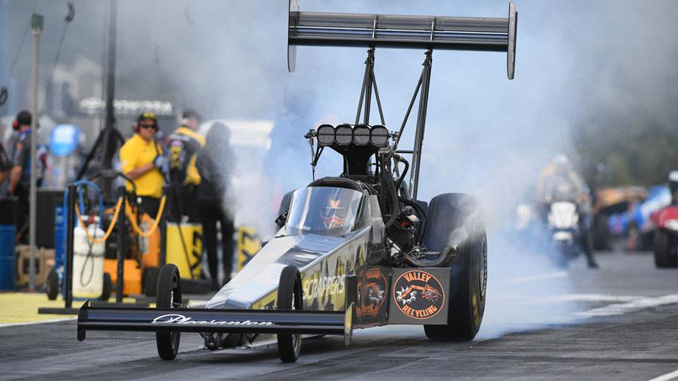 Tasca, Salinas & Coughlin Power Their Way to Provisional No. 1 Sports at Magic Dry Organic Absorbent NHRA Northwest Nationals