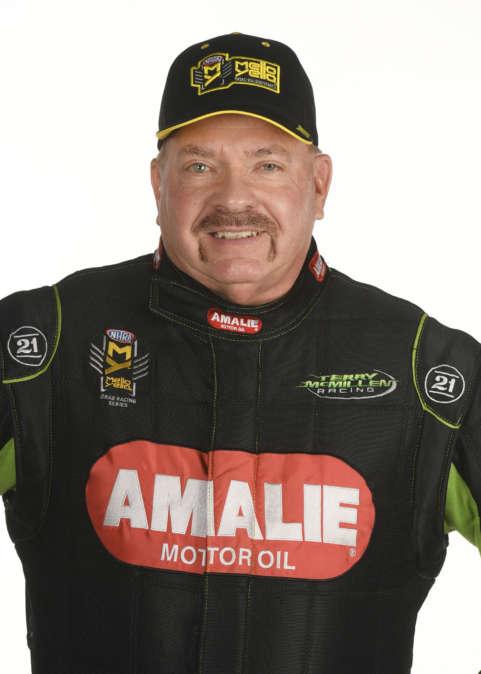 Top Fuel - Terry McMillen - Chevrolet Performance U.S. Nationals