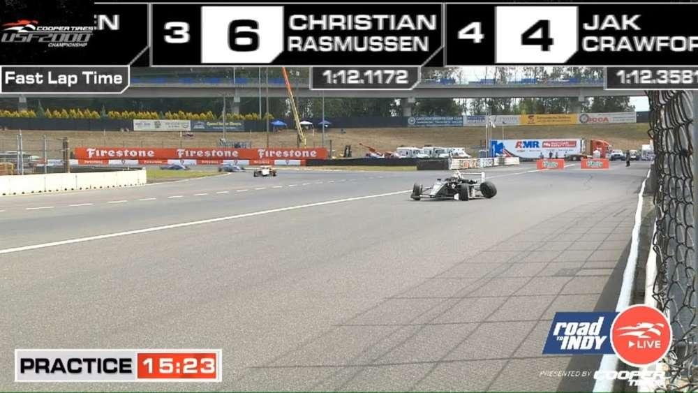 USF2000 2019. Practice Portland International Raceway. Yuven Sundaramoorthy Crash_5d6982ffe1a23.jpeg