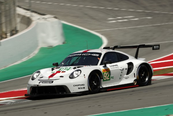 WEC TITLE DEFENCE MISSION BEGINS FOR PORSCHE WITH FOUR-HOUR RACE AT SILVERSTONE