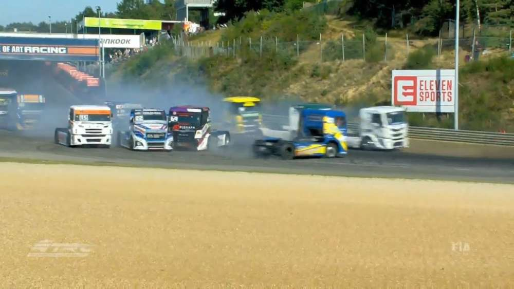 ETRC 2019. Race 2 Circuit Zolder. Start Multiple Crash Red Flag_5d7cfc6c93909.jpeg