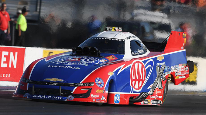 Hight, B. Torrence, Enders & Johnson Strike First with Provisional No.1 Spots at AAA Insurance NHRA Midwest Nationals_5d8f55f3e22af.jpeg