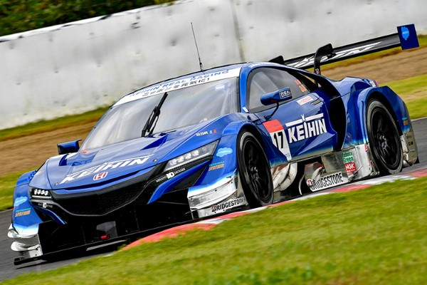 KEIHIN NSX-GT's TSUKAKOSHI WINS SUPER GT POLE POSITION AT SUGO_5d86a31914ec0.jpeg