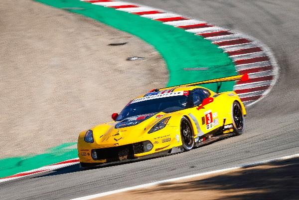MAGNUSSEN CHASING MORE SUCCESS AT LAGUNA SECA