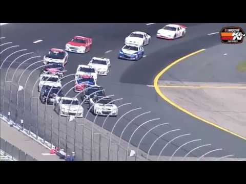 NASCAR K&N Pro Series East 2019. New Hampshire Motor Speedway (2). Full Race_5d88ebecabf1f.jpeg