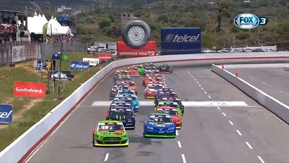 NASCAR PEAK Mexico Series 2019. Súper Óvalo Potosino. Full Race_5d7058740ef29.jpeg