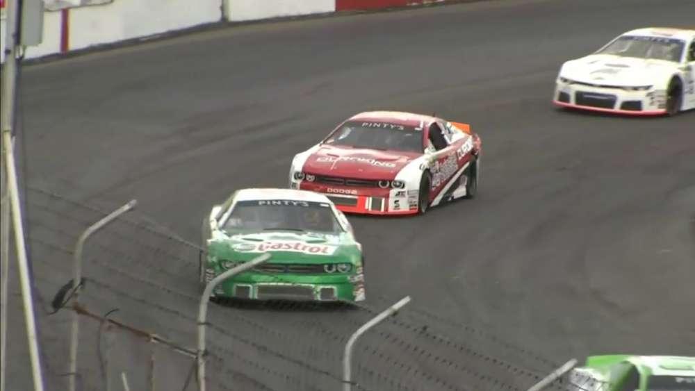 NASCAR Pinty's Series 2019. Autodrome Saint-Eustache. Full Race_5d7ce5a169ac0.jpeg