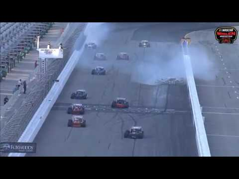 NASCAR Whelen Modified Tour 2019. New Hampshire Motor Speedway (2). Crashes_5d86a9b60dfce.jpeg