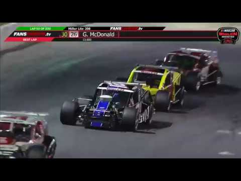 NASCAR Whelen Modified Tour 2019. Riverhead Raceway (2). Full Race_5d756488877a7.jpeg