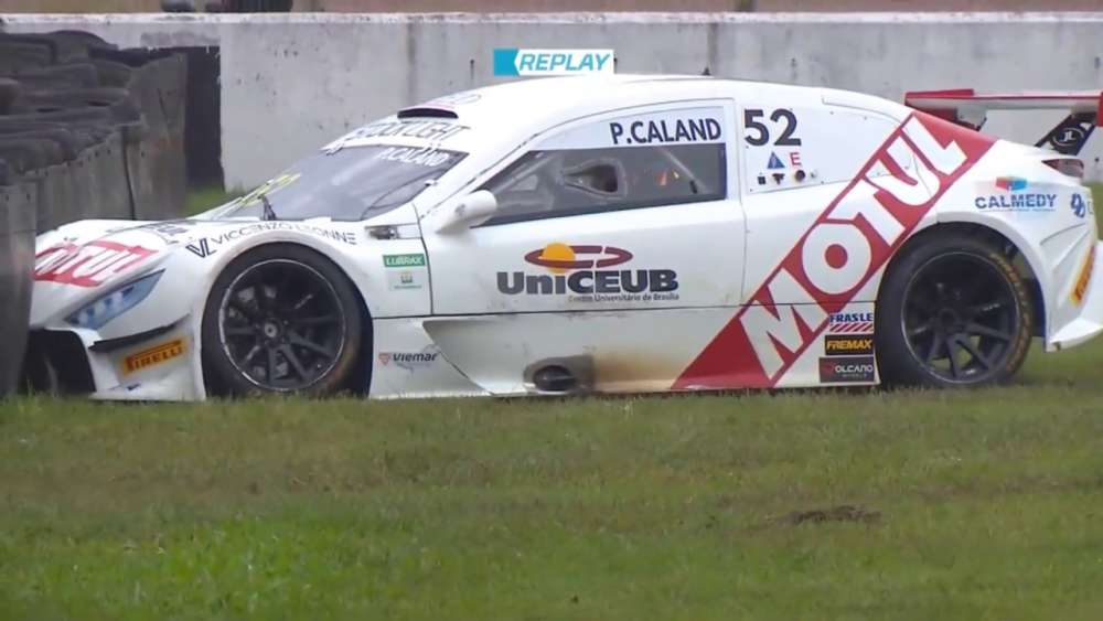 Stock Light 2019. Race 1 Autódromo Internacional de Curitiba. Pedro Caland Crash_5d7d391ce334c.jpeg