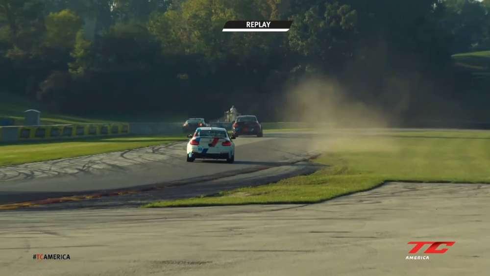 TC America (TC/TCR/TCA) 2019. Qualifying Road America. Paul Terry Crash_5d86403da5644.jpeg