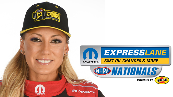 Top Fuel Star Leah Pritchett Well Aware of what Success at Mopar Express Lane NHRA Nationals presented by Pennzoil could mean_5d77be137f089.jpeg
