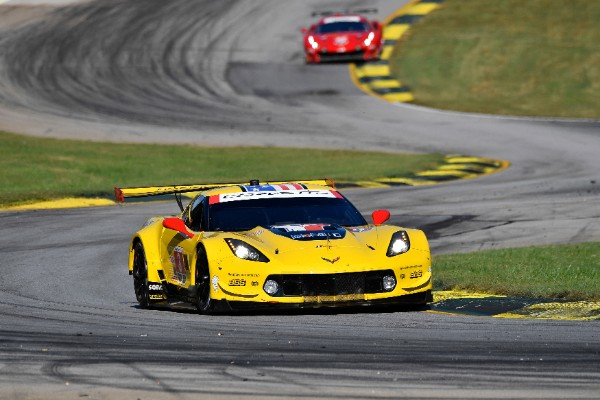 JAN MAGNUSSEN READY TO FINISH OUT 2019 SEASON WITH CORVETTE RACING