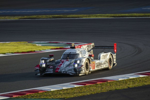 REBELLION RACING ON THE THIRD STEP OF THE 6 HOURS OF FUJIPODIUM