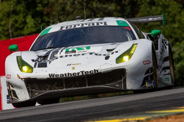 WEATHERTECH RACING READY FOR PETITE LEMANS
