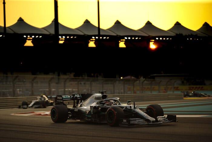 2019 Abu Dhabi Grand Prix – Saturday