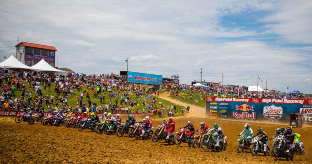 2020 Lucas Oil Pro Motocross Championship Tickets Now On Sale