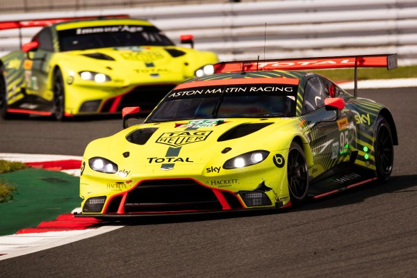 ASTON MARTIN RACING AIMS FOR CLEAN SWEEP ON WEC ASIAN TOUR