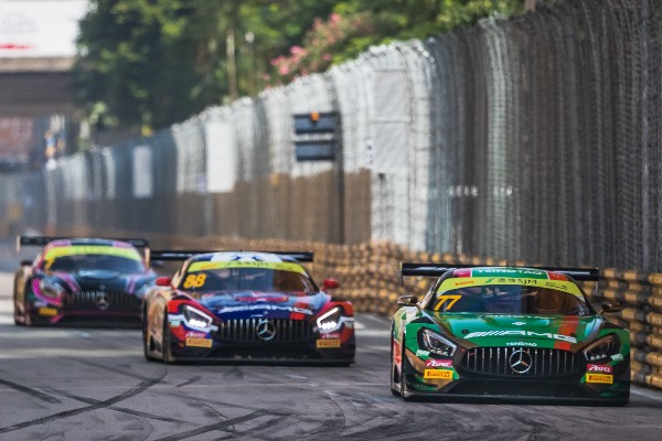 EDOARDO MOTARA FINISHES 6th IN THE 2019 FIA GT WORLD CUP AFTER FIGHT THROUGH THEFIELD
