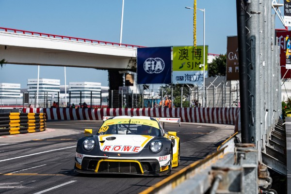 FIA GT WORLD CUP PODIUM FOR LAURENS VANTHOOR AND EARL BAMBER_5dd1cd24caff0.jpeg