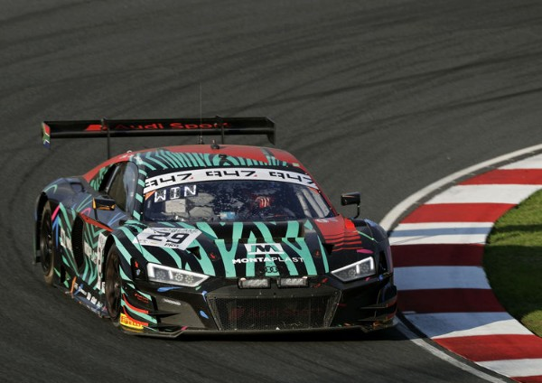 MISSED CHANCE FOR AUDI SPORT IN SOUTHAFRICA