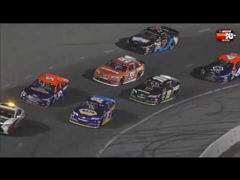 NASCAR K&N Pro Series West 2019. Kern County Raceway Park. Full Race_5dccbd2055686.jpeg