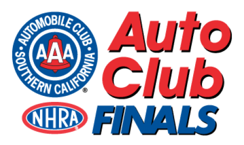 Auto Club NHRA Finals logo