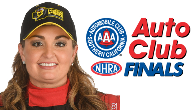 Pro Stock's Erica Enders Eyes Third World Title, Hopes to Keep Contenders At Bay Approaching Auto Club NHRA Finals_5dcdd9234bfcf.jpeg