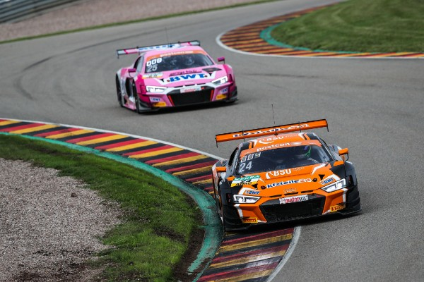 SUNSHINE AND CLOUDS FOR BWT MUCKE MOTORSPORT IN  2019 ADAC GTMASTERS