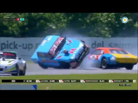 TC Rioplatense 2019. Final Autódromo Roberto José Mouras (8). Crash Rolls_5dc9953ee324b.jpeg